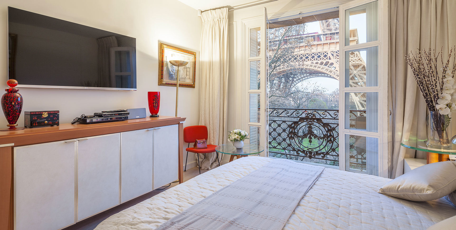 Eiffel Lodge, bien de luxe à Paris